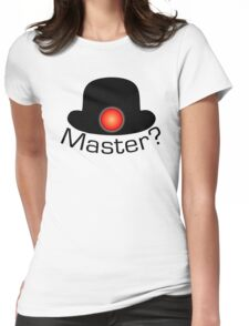 Bowler Hat Army Womens Fitted T-Shirt