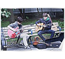 Young Musicians Poster