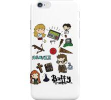 buffy etc. iPhone Case/Skin
