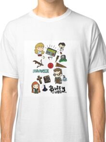 buffy etc. Classic T-Shirt