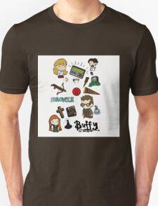 buffy etc. Unisex T-Shirt