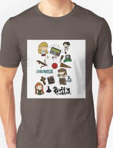 buffy etc. Unisex T-Shirt