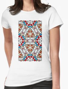 Decor2 Womens Fitted T-Shirt