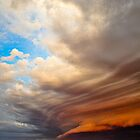 Storm of my life. by Michael Schön