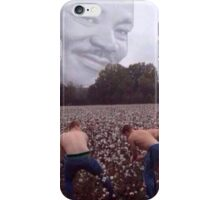 Martin Luther King I have a dream of Irony  iPhone Case/Skin
