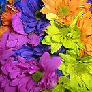 Jazzed-Up Bouquet by Monnie Ryan