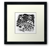 Bridging Your Arches Framed Print