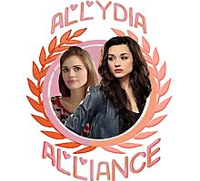 Allydia Alliance [The Hunter & The Banshee] Photographic Print