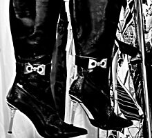 These Boots ... by PPPhotoArt
