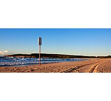 Maroubra beach surfers Photographic Print