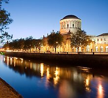 Four Courts by Darragh Sherwin