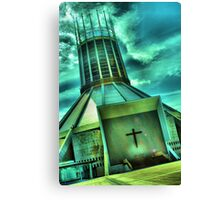 House of the Holy Canvas Print