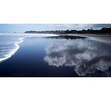 Taranaki Reflections Photographic Print