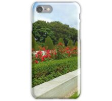 Roses and Trees iPhone Case/Skin