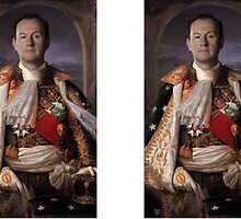The Current King Of England- Mycroft Holmes by thescudders