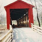 The Covered Bridge by HKBlack