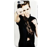 Lynn Punching iPhone Case/Skin