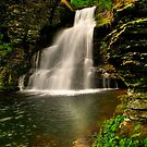 ADAMS FALLS by MIKESANDY
