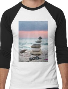 zen Men's Baseball ¾ T-Shirt