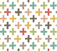 Hipster Crosses by daisy-beatrice