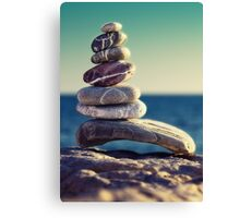 rock energy Canvas Print
