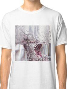water drops 1 Classic T-Shirt