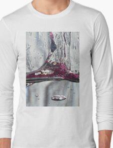 Water drops abstract 2 Long Sleeve T-Shirt