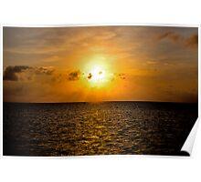 Key Largo Morning Poster
