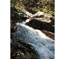 The Cascades 1 Photographic Print