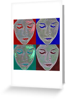 the mask by stelio