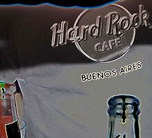 Hard Rock T-shirt by MaryGerken