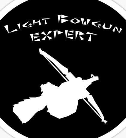 Light Bowgun Expert Sticker