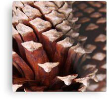 Wooden Puzzle Metal Print