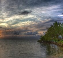 Ocean Reef Sunrise by njordphoto
