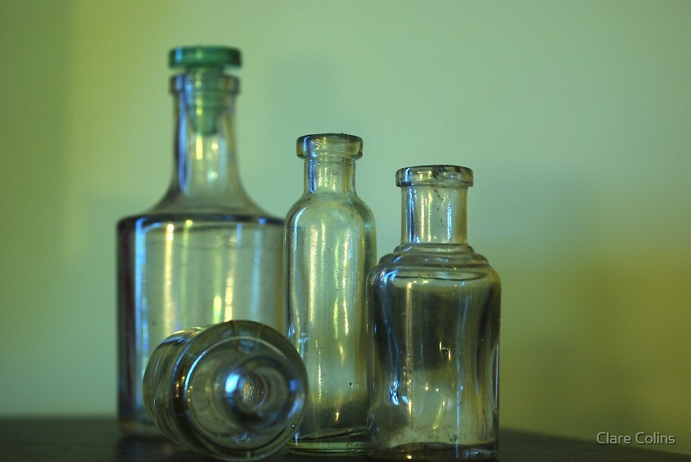 glass by Clare Colins