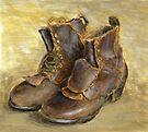 Ol' Boots by Michael Beckett
