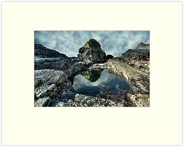 Virgin Rock Pool by Polly x
