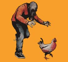 LEROY VS THE EVIL ZOMBIE CHICKEN! T-Shirt
