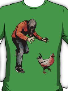 LEROY VS THE EVIL ZOMBIE CHICKEN! T-Shirt