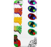 Pro Era Flatbush Zombies Collab Trippy Colours iPhone Case/Skin