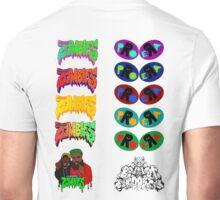 Pro Era Flatbush Zombies Collab Trippy Colours Unisex T-Shirt