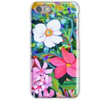 Flowers of the day iPhone Case/Skin