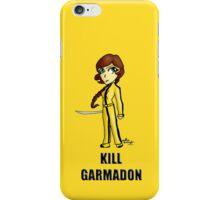 Ninjago- Kill Garmadon iPhone Case/Skin
