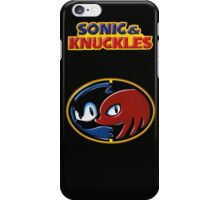 Sonic The Hedgehog 2 iPhone Case/Skin