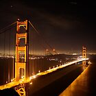 Golden Gate Bridge by kris clark