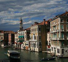 Venice - Vaporetto by bball4jules