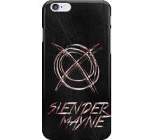 Slender Mayne cases iPhone Case/Skin