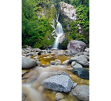 Dorothy Falls, Westland Photographic Print