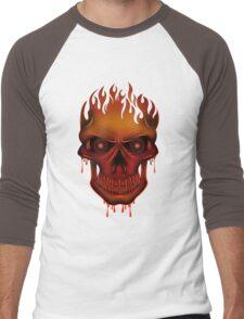 Flame Skull (2) T-Shirt