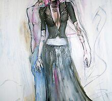 Zombie Punx by jamestannockart